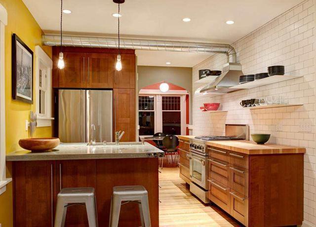 昆明小戶型廚房怎樣裝修?
